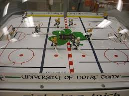 Compton Ice Arena Seating Chart Notre Dame Hockey Custom Super Chexx Located At The Compton