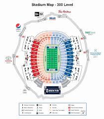 Virtual Seating Chart Lincoln Financial Field Seating Map First Niagara Pavilion