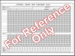X Chart Template X Bar And R Chart Template