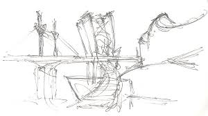 cityofsound Sketches of Gehrys Guggenheim