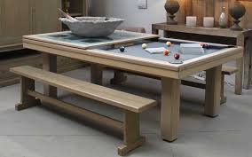 amazing pool table dining midcityeast with regard to decor 14