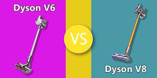 Dyson V6 Vs V8 A Head To Head Comparison Guide In 2018