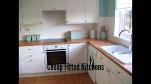 Cheap Fitted Kitchens YouTube - Fitted kitchens