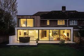 The Beckett House Adam Knibb Architects ArchDaily