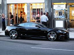 Aston Martin DB9 Mansory | Night life in Beverly Hills. | Flickr