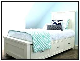 bed with drawers under. Exellent Drawers Fascinating Twin Bed With Drawers Underneath On Bed With Drawers Under