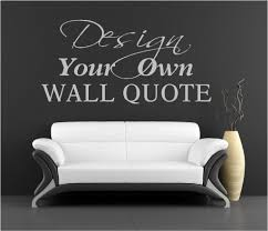 Small Picture Wall Decal Design create customize make your own wall decals