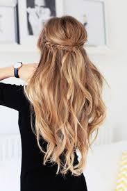 easy hairstyles for long hair 20 simple and easy hairstyle tutorials for your daily look