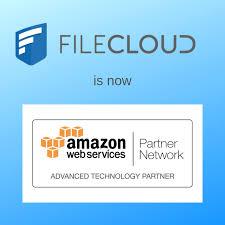 Filecloud Achieves Advanced Technology Partner Status In Amazon Web