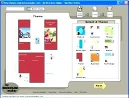 Brochure Maker Software Free Download Elementary School Brochure Template Online Templates Google Docs