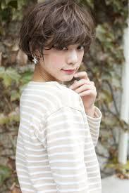 外国人風ショートパーマスタイル Hair2019 ヘアスタイル