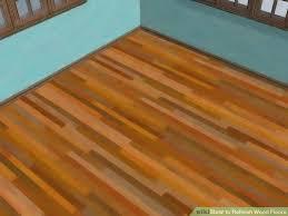 refinishing hardwood floors without sanding. Refinishing Parquet Floors Image Titled Refinish Wood Step Hardwood Without Sanding Opt