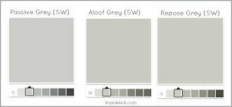 light grey paint colorsHow to Choose Neutral Paint Colors  12 Perfect Neutrals