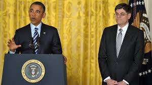 Obama Taps Top Aide Lew For Treasury : The Two-Way : NPR