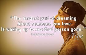 Quotes About Dreaming About Someone Best of The Hardest Part Quotes On QuotesTopics