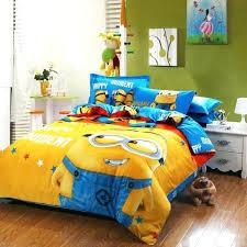 king duvet cover sets minion bedding sets kids pink bedspreads cartoon bedclothes duvet cover set bed