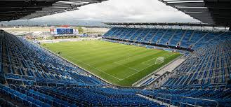 Avaya Stadium Tours San Jose Earthquakes