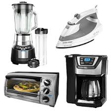 small home appliances. Brilliant Small Small Kitchen Appliances And Home  BLACKDECKER Throughout L