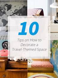 travel theme tips
