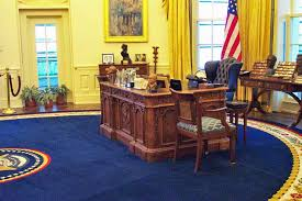 inside the oval office. Inside Of Oval Office Recreation. The