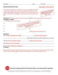 Student Inquiry Form Template | Trattorialeondoro