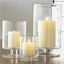 medium crop of mercury glass candle holders small