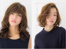 24 小顔に魅せる押さえておくべきヘアスタイルのポイント2つ 東京