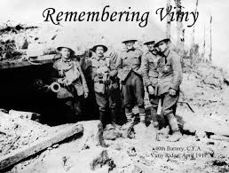 remembering vimy ridge great war centenary association remembering vimy ridge