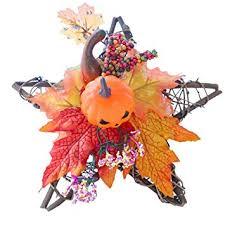 NszzJixo9 Hanging Ornament <b>Wooden Halloween Black Pumpkin</b> ...