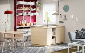 ikea modern kitchen. Add A Scandinavian Modern Kitchen To The Centre Of Your Open-plan Kitchen, Dining Ikea C