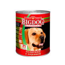 <b>Зоогурман BigDog</b>, <b>консервы</b> для собак Говядина с бараниной ...