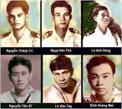 Image result for 74 Anh Hùng Tử Sĩ Hoàng Sa JAN 19 1974