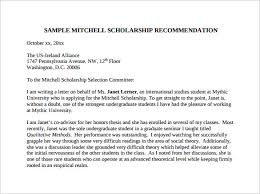 Collection Of Solutions Letter Of Recommendation For A High School