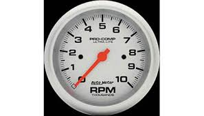 auto meter 4497 150 95 plus 0 00 instant coupon shipping auto meter gauges ultra lite series in dash single range tachometer 10 000 part 4497