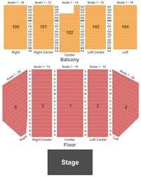 Mcallen Convention Center Tickets In Mcallen Texas Seating