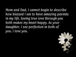 Beautiful Quotes For Mom And Dad Best of Beautiful Quotes For Mom And Dad