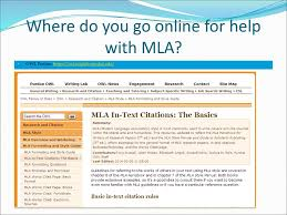 Mla And Plagiarism 9th Grade Literature Ppt Download