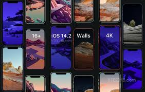 ios 14 2 beta 4 wallpapers 4k