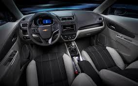 GM Unveils New Chevrolet Cobalt Sedan Concept At Buenos Aires