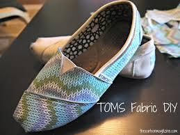 Diy Shoes Design Design Diy Fabric Toms Diy Carbon Magazine