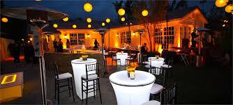 Light Up Illuminated Furniture Rentals Los Angeles Orange County