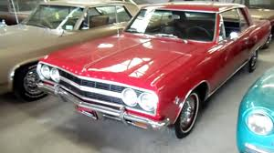 1965 Chevelle Malibu SS - Factory 327V8 Four-Speed Muscle Car ...