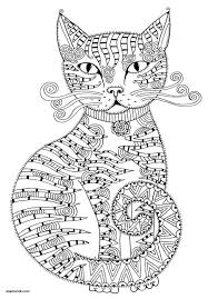 Cat Dog Coloring Pages For Kids Birthday Party Best Of And To Print