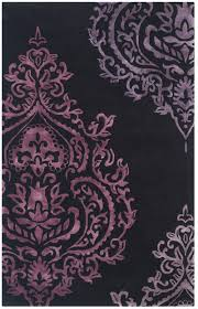 purple and black area rugs roselawnlutheran for gray rug pulliamdeffenbaugh grey dining room s living spaces carpet bedroom plush