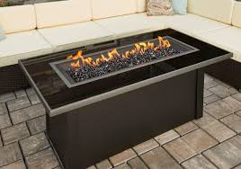 fire pit coffee table style