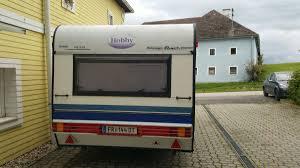 Hobby Won Wagen Prestige 495 In 4261 Kerschbaum Für 329900