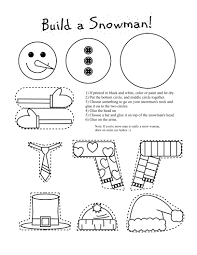 Small Picture Printable Snowman Coloring Page Craft Snowman Craft and Winter
