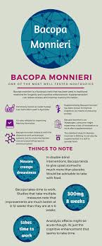 nootropics what is bacopa monnieri com bacopa monnieri is also an adaptogen it will not give you effects your body is not already making possible but boost certain effects already in the body