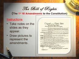 1 2 Day 3 Ppt Bill Of Rights