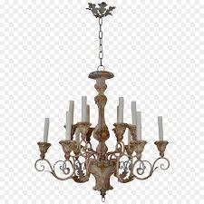 Beleuchtung Kronleuchter Kerze Glühlampe Leuchter Png